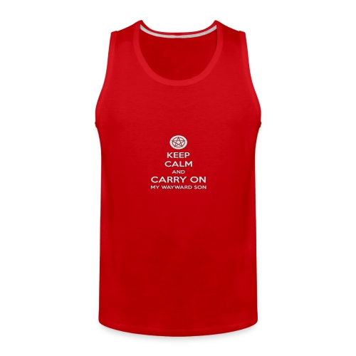Keep Calm Shirt - Men's Premium Tank