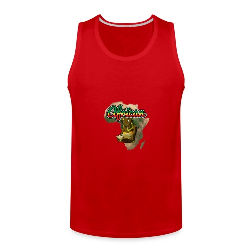 Awesome African gear - Men's Premium Tank