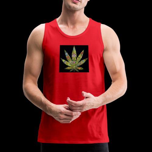 Marijuana - Men's Premium Tank