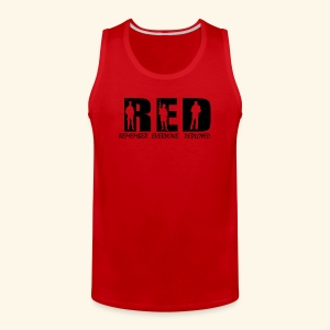 RED Friday - Men's Premium Tank