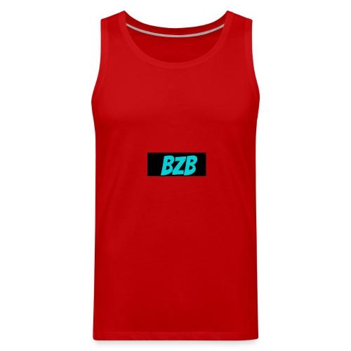 bzb short for BreZeeyBre - Men's Premium Tank