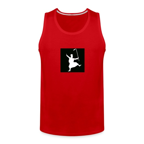 Bhangra ON! - Men's Premium Tank