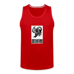 Fight the Black Snake NODAPL - Men's Premium Tank