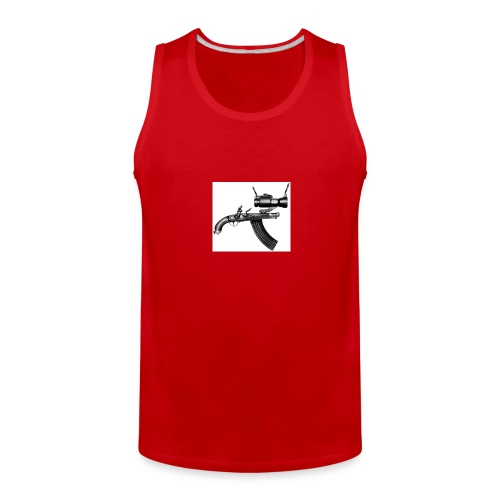 Ugly Gun - Men's Premium Tank