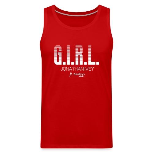 Girl Shirt - Men's Premium Tank