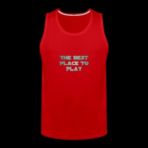 The Best Place To play - Men's Premium Tank