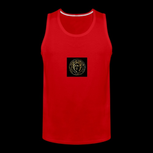 CAESAR GOLD1 - Men's Premium Tank