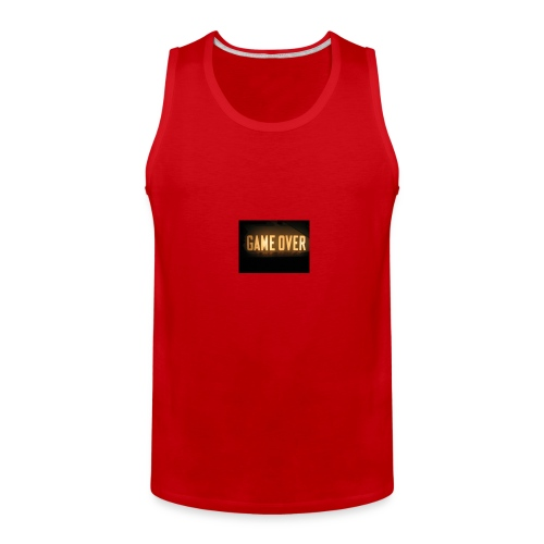 game-over tops ect - Men's Premium Tank