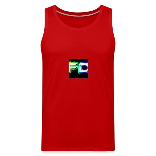 Fares destroyer official merchandise - Men's Premium Tank