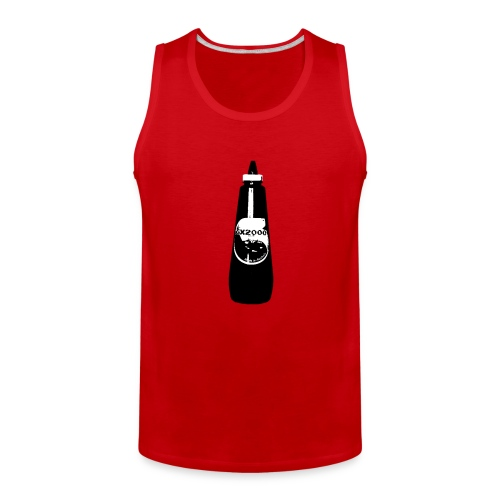 GX2000 KETCHUP DESIGN SPORTS WEAR - Men's Premium Tank