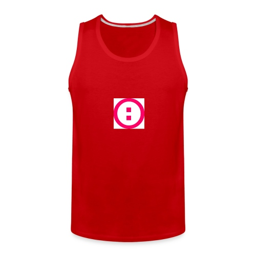 Simplon Icotype Rouge - Men's Premium Tank