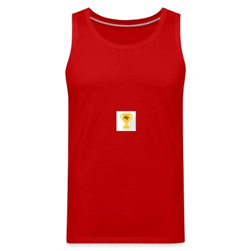 Listenin Logo Shirt - Men's Premium Tank