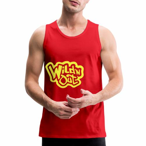 wild and out - Men's Premium Tank