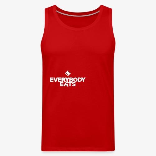 Everybody Eats - Men's Premium Tank