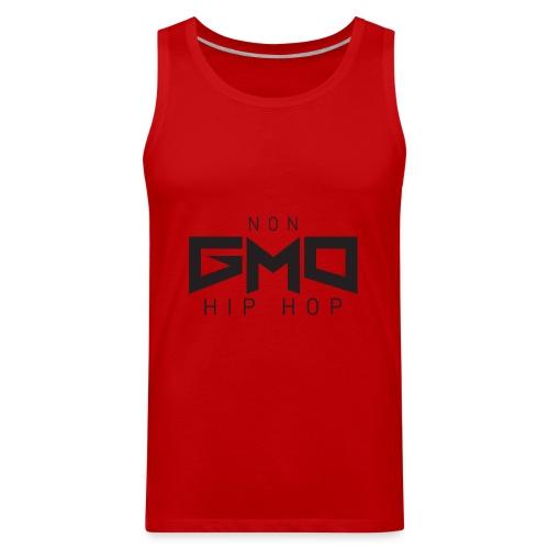 Non GMO Hip Hop - Men's Premium Tank