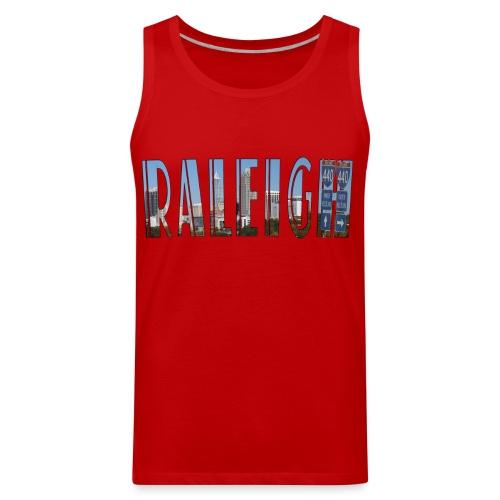 Raleigh Skyline Fall - Men's Premium Tank