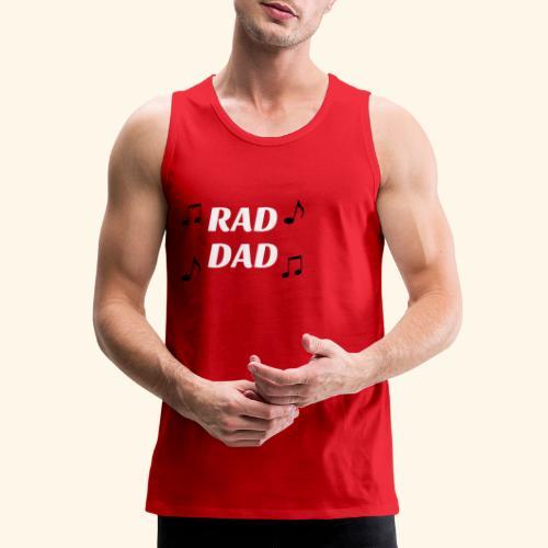 RAD DAD - Men's Premium Tank
