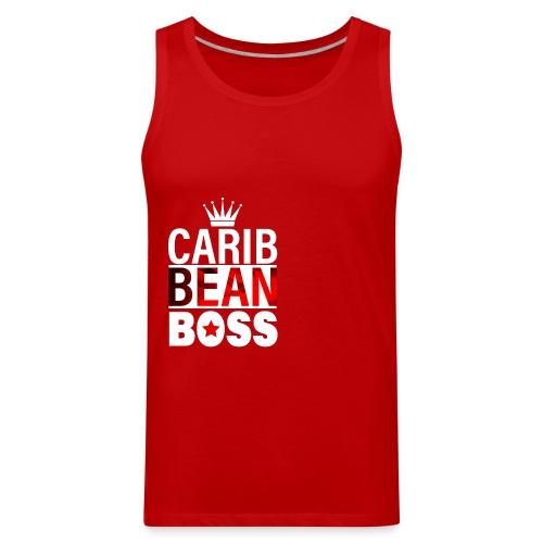 Caribbean Boss - Men's Premium Tank