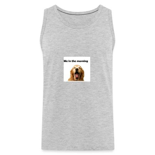 doggo - Men's Premium Tank