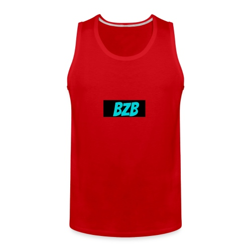 bzb short for BreZeeyBre - Men's Premium Tank