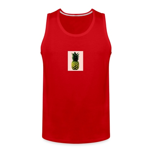 Pineapple - Men's Premium Tank