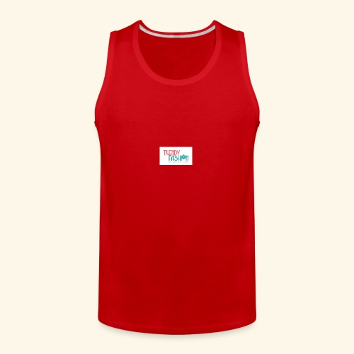 Trendy Fashions Go with The Trend @ Trendyz Shop - Men's Premium Tank