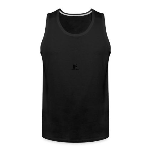 couple game over - Men's Premium Tank