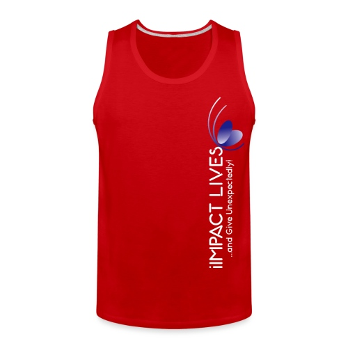 iImpact Lives..and Give Unexpectedly! - Men's Premium Tank