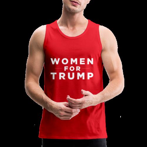 Women For Trump - Men's Premium Tank