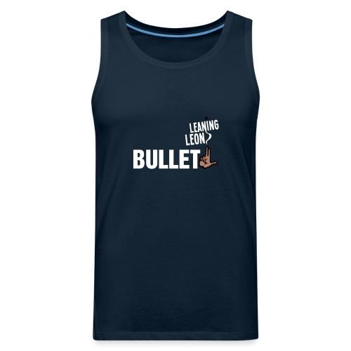 bullletgray2 - Men's Premium Tank