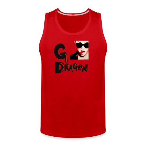 GDragon - Men's Premium Tank