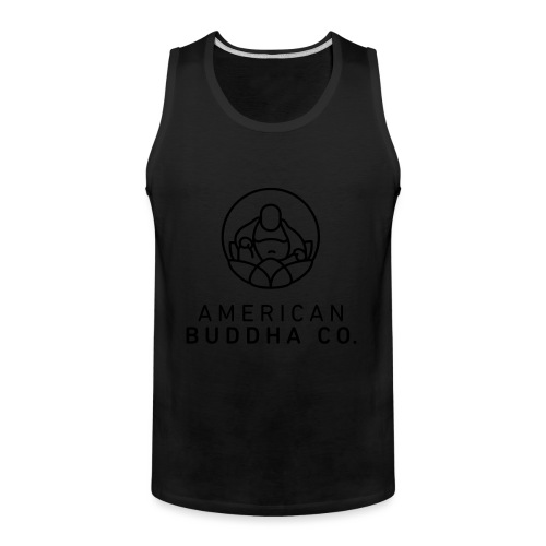 AMERICAN BUDDHA CO. ORIGINAL - Men's Premium Tank