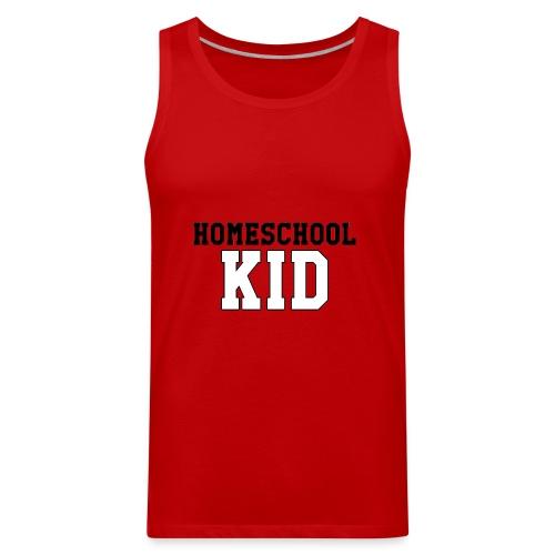 homeschoolkid - Men's Premium Tank
