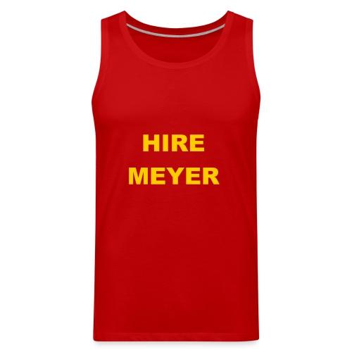 Hire Meyer - Men's Premium Tank