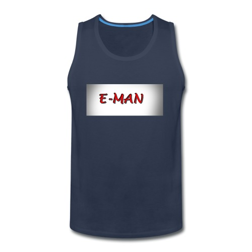 E-MAN - Men's Premium Tank
