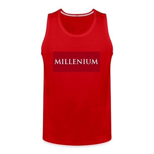 RED MILLENIUM - Men's Premium Tank