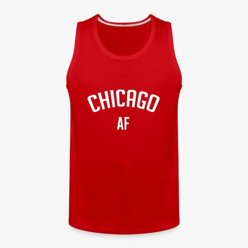 CHICAGO AF - Men's Premium Tank