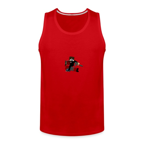 Batpixel Merch - Men's Premium Tank