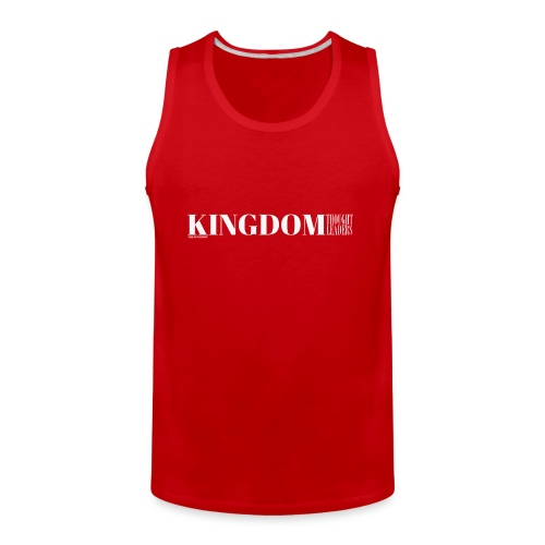 Kingdom Thought Leaders - Men's Premium Tank