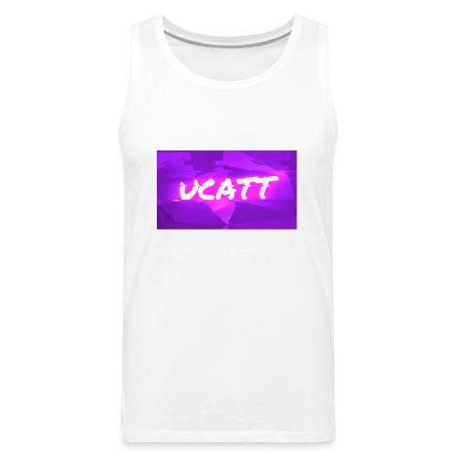UCATT Logo - Men's Premium Tank