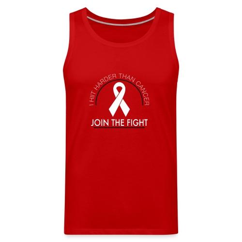 HIIT Breast Cancer - Men's Premium Tank