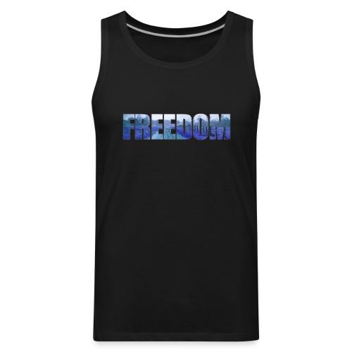 Freedom Photography Style - Men's Premium Tank
