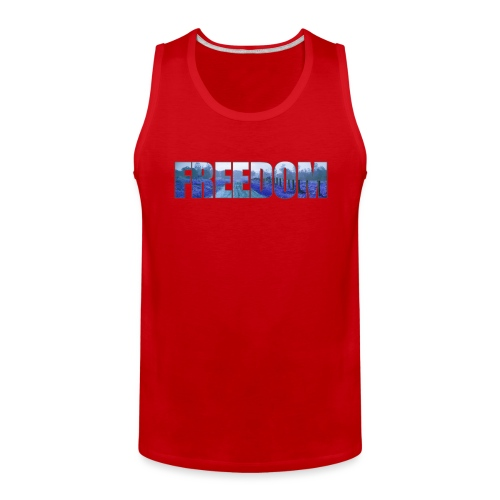 Freedom Photography Style - Men's Premium Tank