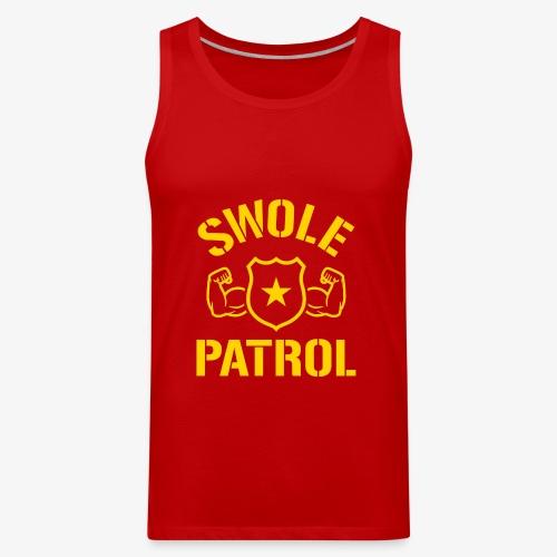 Swole Patrol - Men's Premium Tank