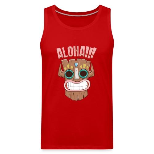 ALOHA 01 - Men's Premium Tank