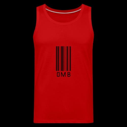Omb-barcode - Men's Premium Tank