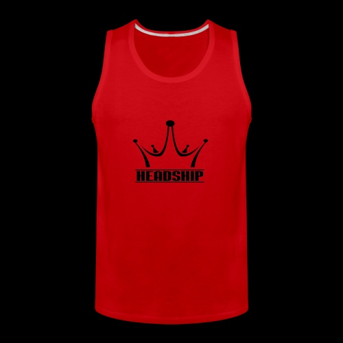 HEADSHIP black - Men's Premium Tank