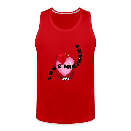 Love multiplies - Men's Premium Tank
