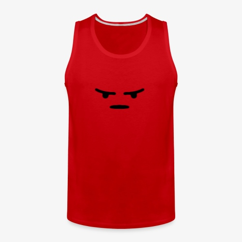 Angry React - Men's Premium Tank