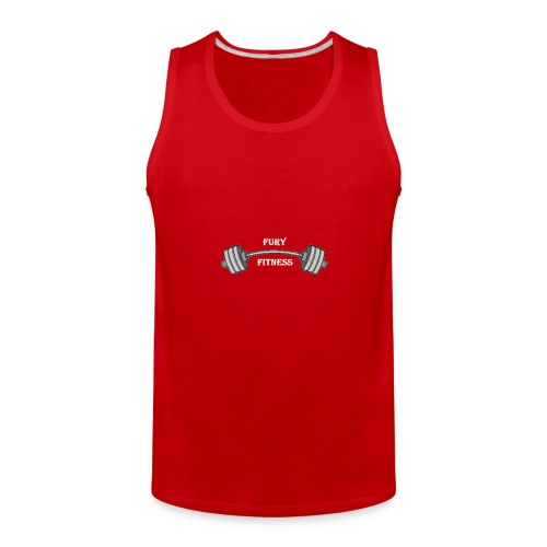 Fury Fitness - Men's Premium Tank
